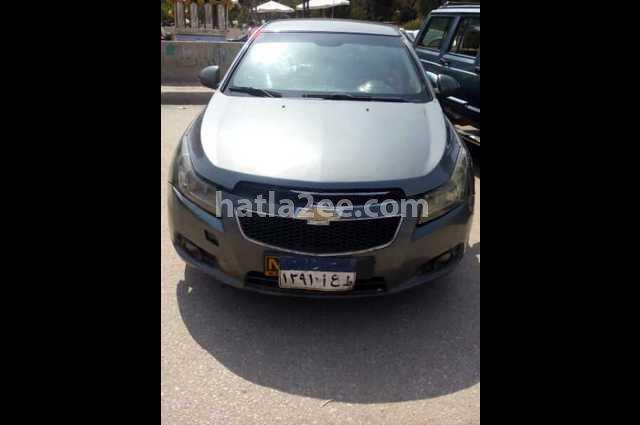 Used Chevrolet Cruze 2010 for sale Port Said