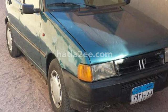 Uno Fiat 1990 Cairo Dark Green 2119197 Car For Sale Hatla2ee