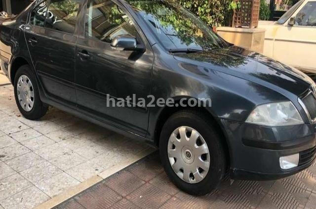 Octavia Skoda 2005 Cairo Black 2121500 Car For Sale Hatla2ee