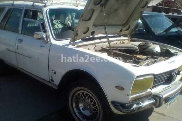 504 Peugeot 1979 Cairo White 2139312 Car For Sale Hatla2ee