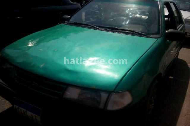 Excel Hyundai أخضر