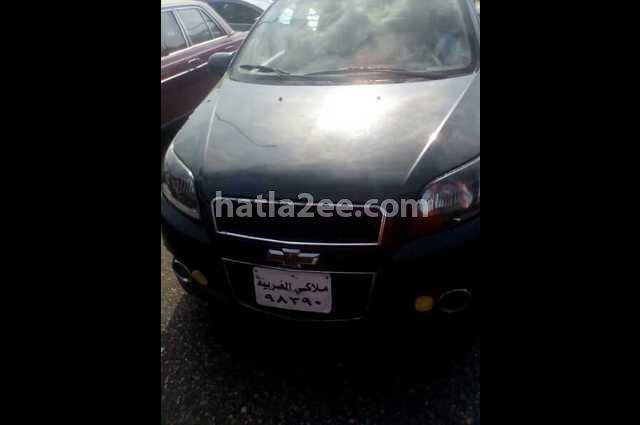 Aveo Chevrolet 2017 Cairo Black 2144073 Car For Sale Hatla2ee