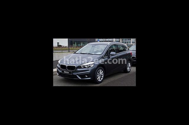 218 i BMW أسود
