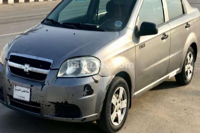 Aveo Chevrolet 2009 Sharqia Silver 2169314 - Car for sale : Hatla2ee