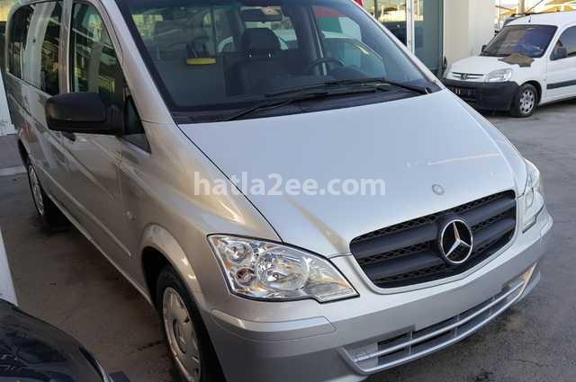 Vito Mercedes 2015 Dubai Silver 2181516 Car For Sale Hatla2ee