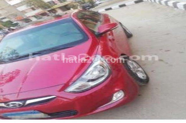 Used Hyundai Accent 2014 for sale Mohandessin