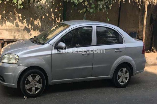 Aveo Chevrolet 2008 Cairo Silver 2194745 Car For Sale Hatla2ee