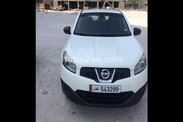 Qashqai Nissan 2013 Doha White 2196717 Car For Sale Hatla2ee