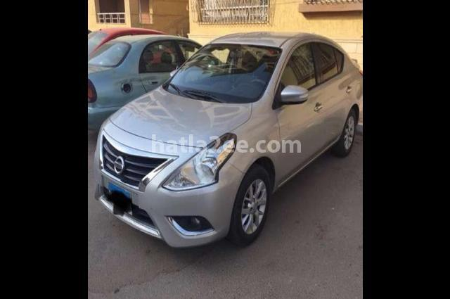 Sunny Nissan 2018 Cairo Silver 2199708 Car For Sale Hatla2ee
