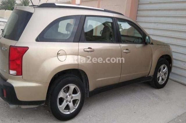 Xl 7 Suzuki 2008 Doha Gold 2202473 Car For Sale Hatla2ee