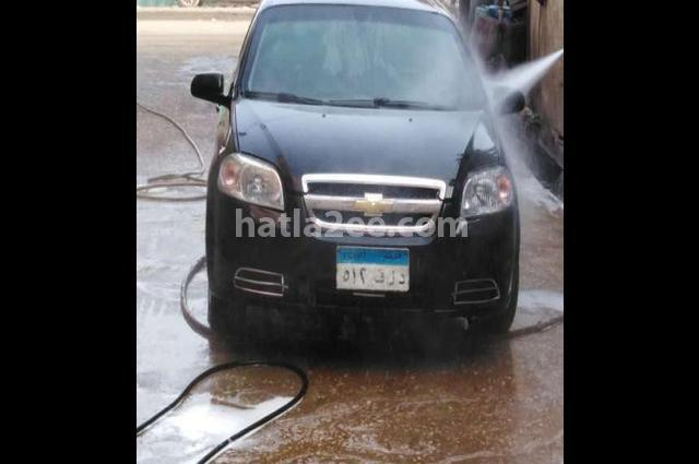 Aveo Chevrolet 2014 Giza Black 2220485 Car For Sale Hatla2ee