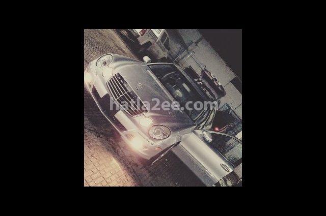350 Mercedes فضي
