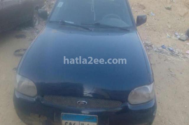 Escort Ford 1999 Cairo Dark Blue 2225235 Car For Sale Hatla2ee