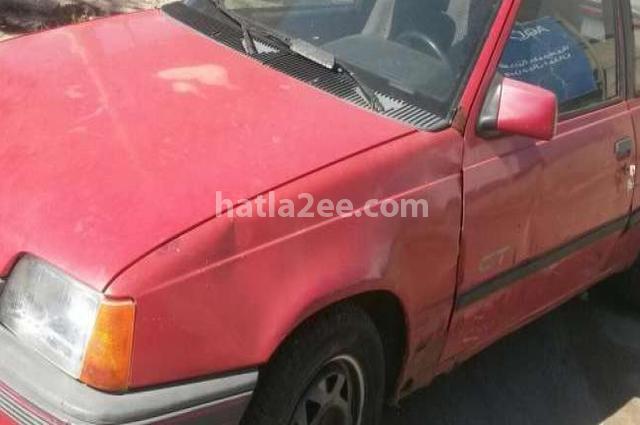 Kadett Opel Red