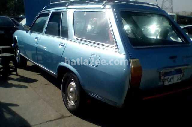504 Peugeot 1981 Cairo Green 2229443 Car For Sale Hatla2ee