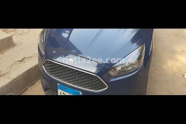 Focus Ford 2017 Giza Dark Blue 2232650 Car For Sale Hatla2ee