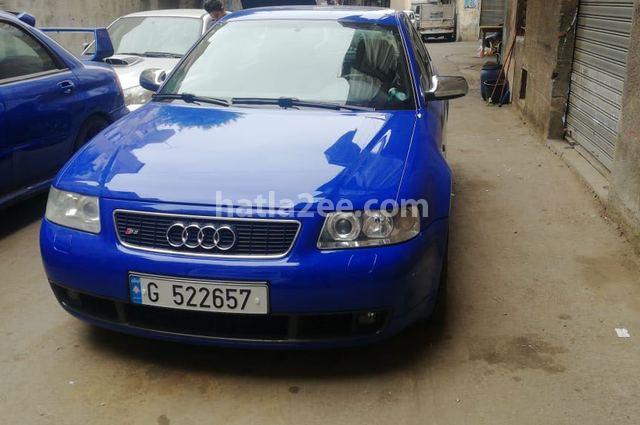 RS3 Audi Blue