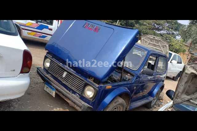 Used Lada Niva 1984 for sale Cairo