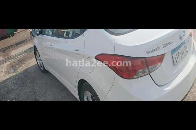 Used Hyundai Elantra 2012 for sale Cairo