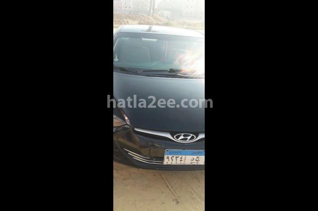 Used Hyundai Elantra 2015 for sale Giza