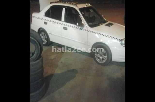 Used Hyundai Verna 2008 for sale Cairo