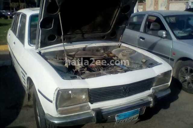 504 Peugeot 1978 New Cairo White 2256470 Car For Sale Hatla2ee
