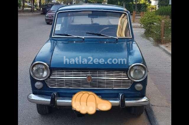1100 Fiat أزرق