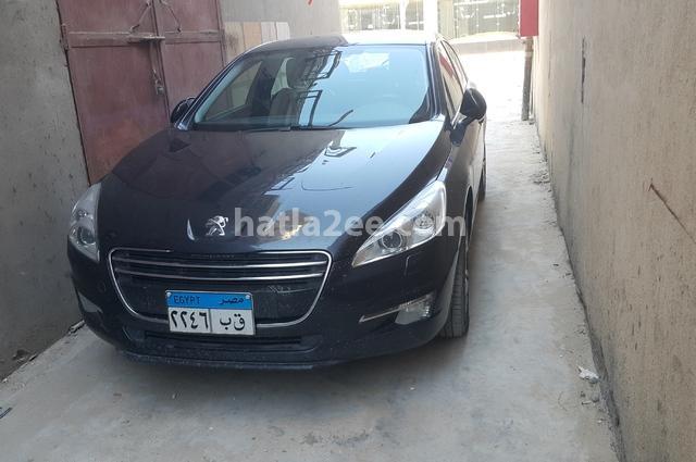 508 Peugeot 2012 6 October Black 2273081 Car For Sale Hatla2ee
