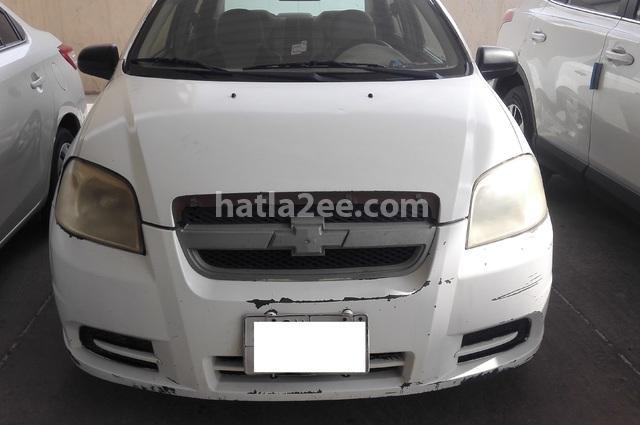 Aveo Chevrolet 2013 Dammam White 2281609 Car For Sale Hatla2ee
