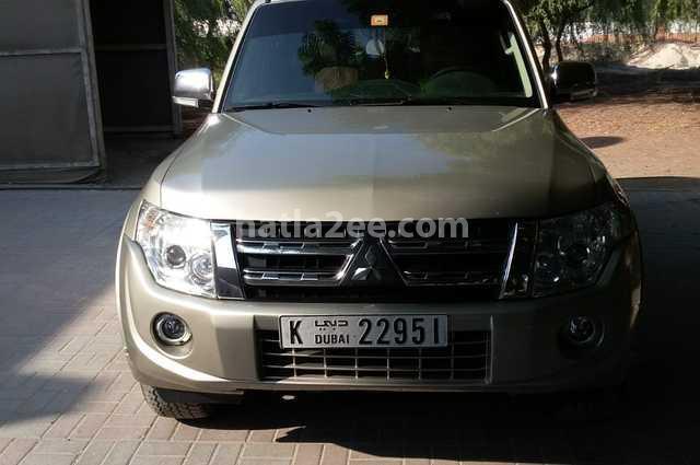 Pajero Mitsubishi 2012 Dubai Gold 2284937 Car For Sale Hatla2ee