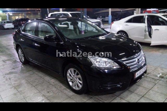 Sentra Nissan Full Options Doha Black 2288708 Car For Sale Hatla2ee