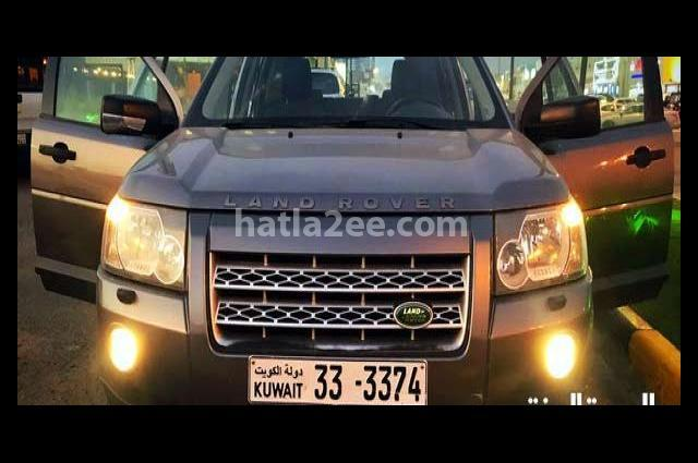Discovery Land Rover رمادي