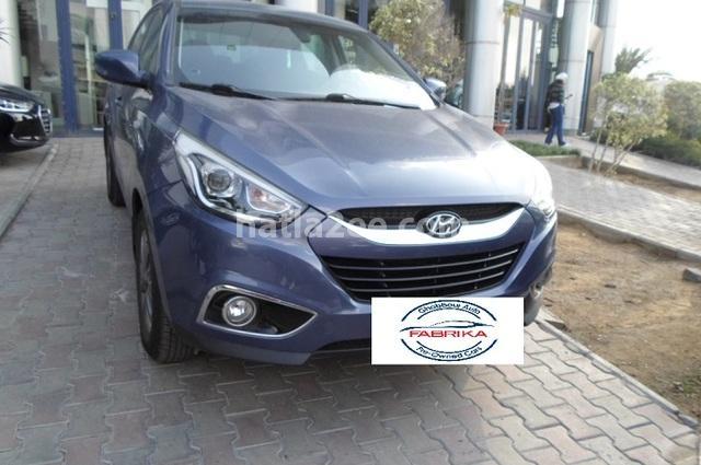 IX 35 Hyundai رمادي