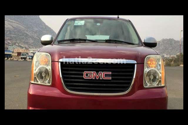 Yukon Gmc احمر