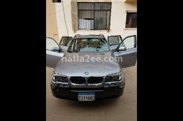 X3 BMW Gray