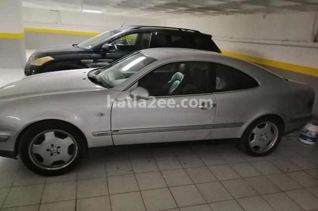 230 Mercedes Silver
