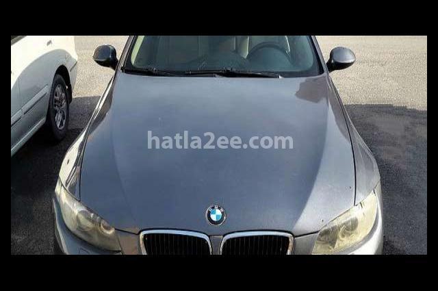 325 BMW رمادي