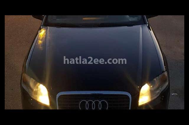 A4 Audi أسود