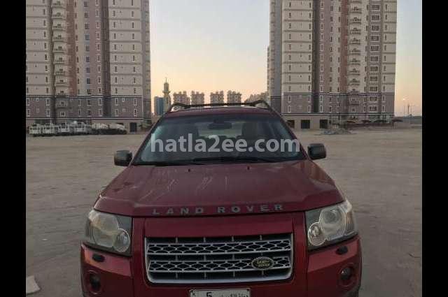 Discovery sport Land Rover احمر غامق