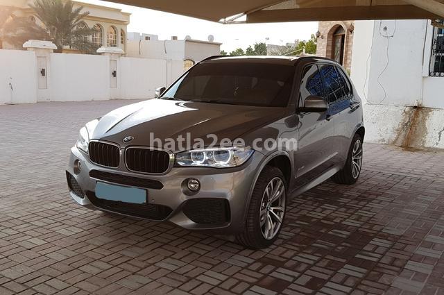 X5 BMW رمادي
