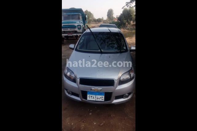 Aveo Chevrolet 2017 Sadat City Silver 2306570 Car For Sale Hatla2ee