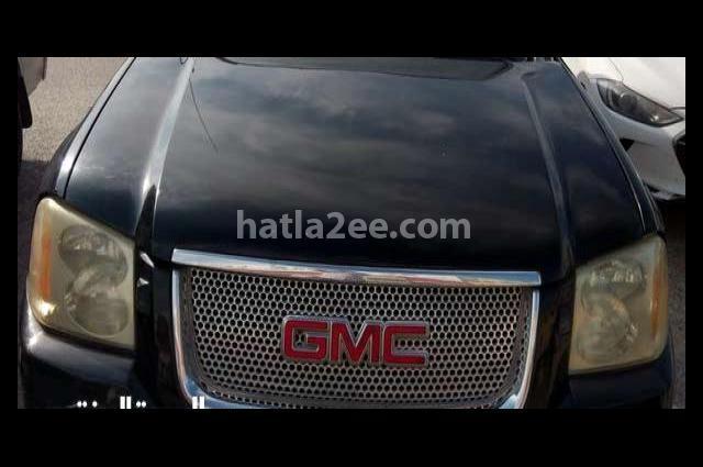 Envoy Gmc Black