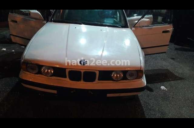 525 BMW White
