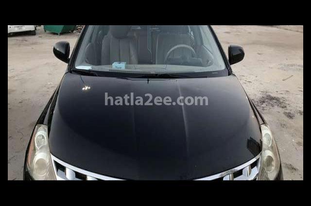 Murano Nissan أسود