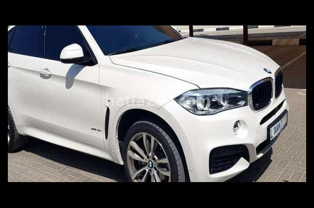 X6 Bmw 2015 Dubai White 2310152 Car For Sale Hatla2ee