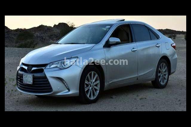 Camry Toyota 2017 Jeddah Silver 2312984 Car For Sale Hatla2ee