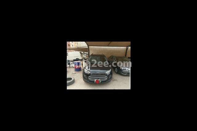 EcoSport Ford أسود