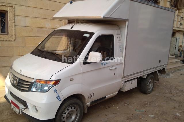 Mini Truck Kenbo أبيض