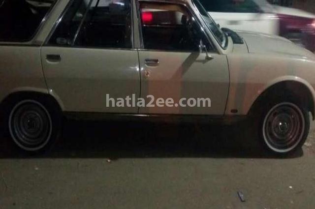 504 Peugeot 1981 Dakahlia White 2324297 Car For Sale Hatla2ee