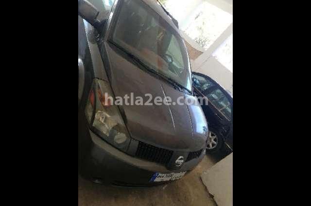Pathfinder Nissan Gray